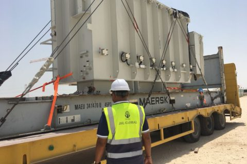 Projects undertaken by JSL Global in August 2018